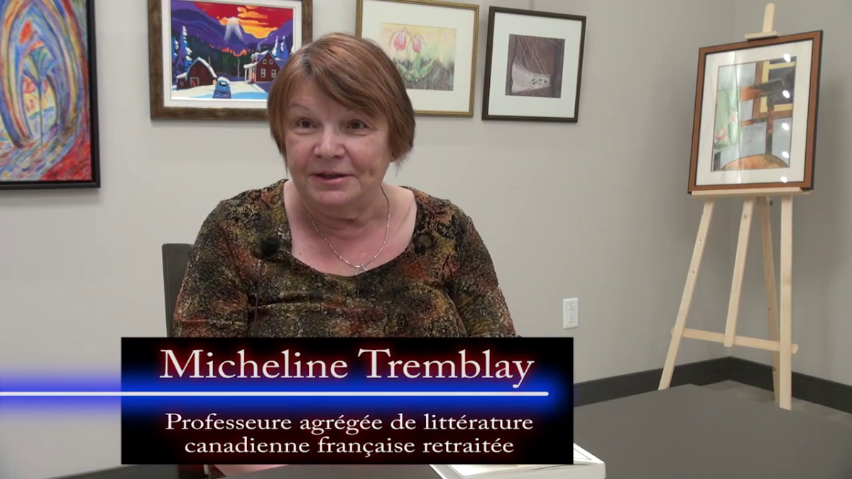 Micheline Tremblay