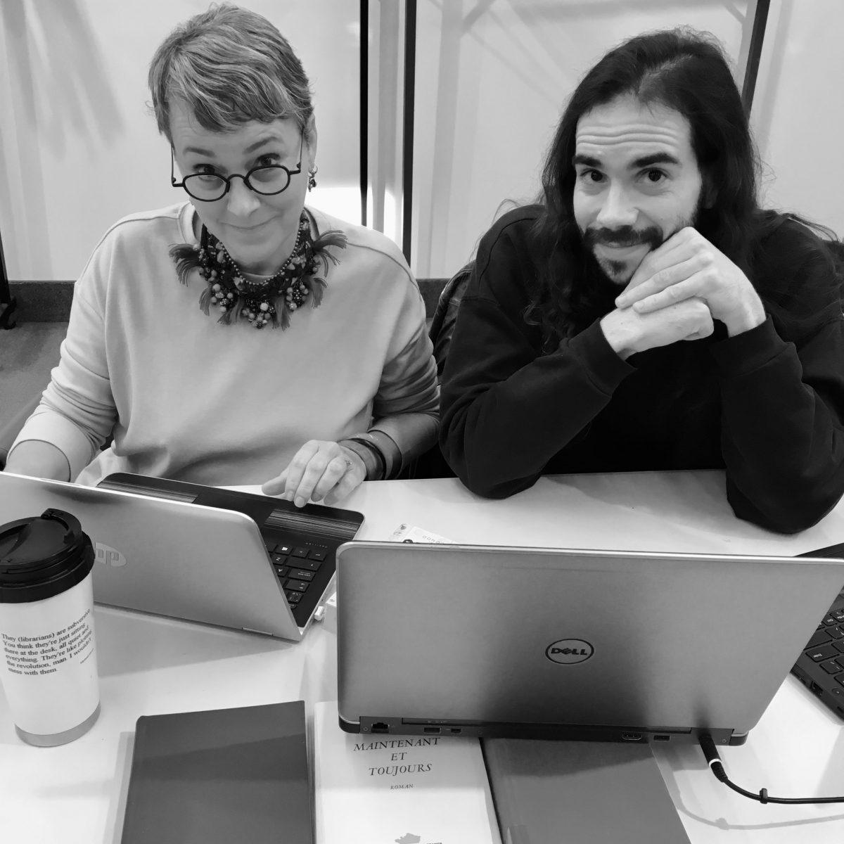 Semaine de la liberté d'expression : un atelier pour créer des livres libres